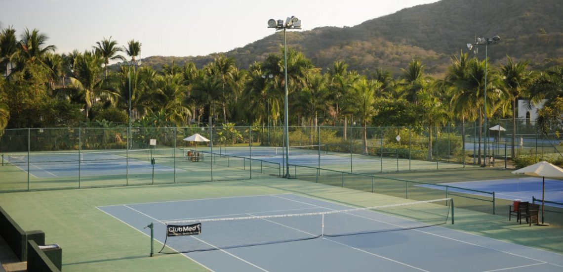 Club Med Ixtapa Pacific Sports And Activities