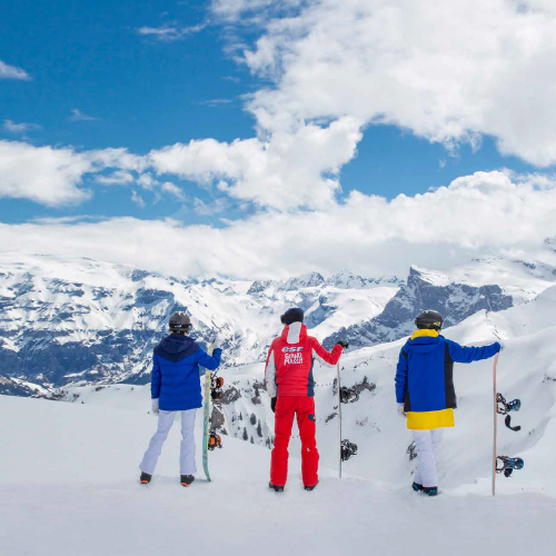 Club Med<br>Ski packages