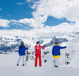 Club Med<br>Ski Packages