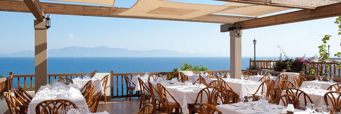 Club Med Turkey Bodrum - Terrace with sea view