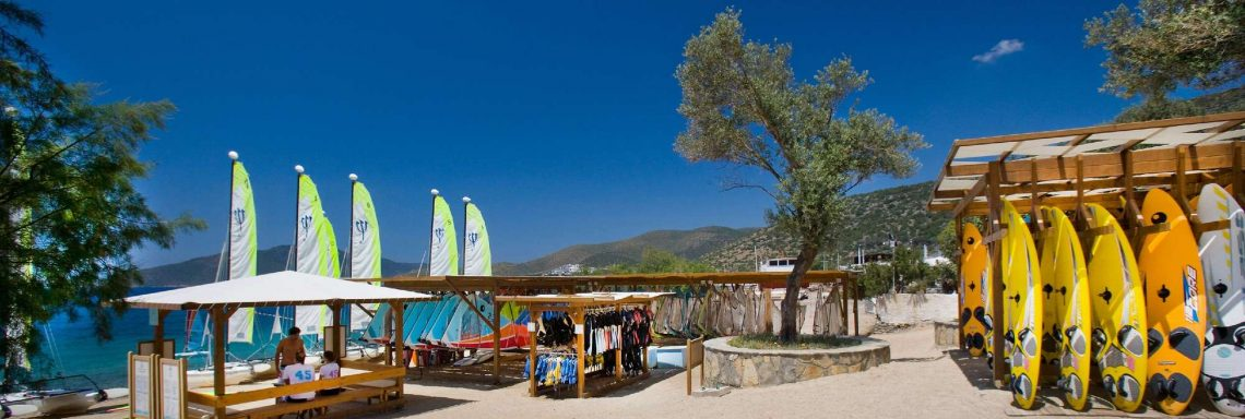 Club Med Turkey Bodrum - Nautical activities