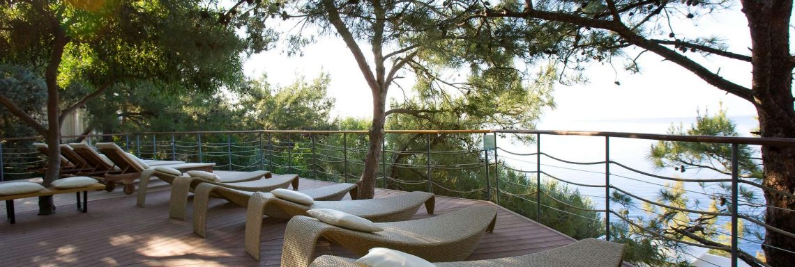 Club Med Turkey Bodrum - Relaxation areas