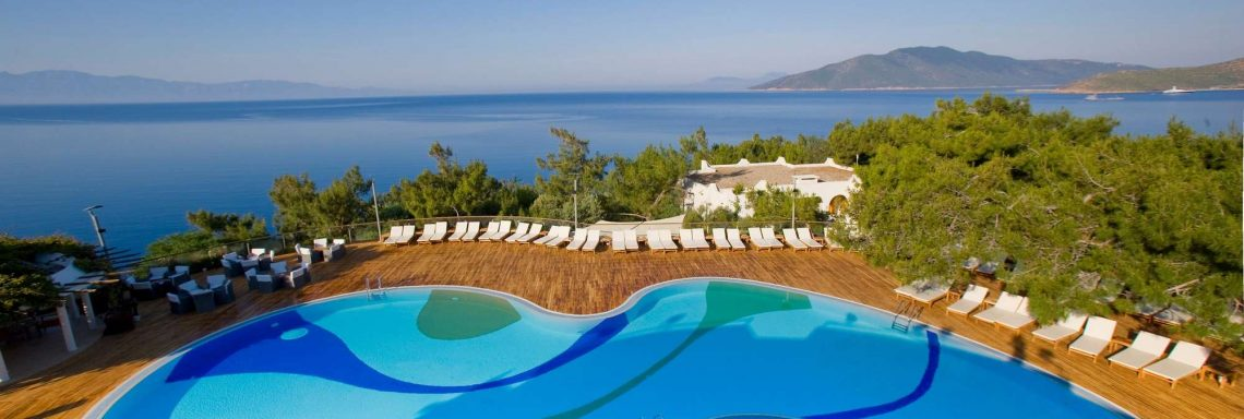 Club Med Turkey Bodrum - Swimming pools