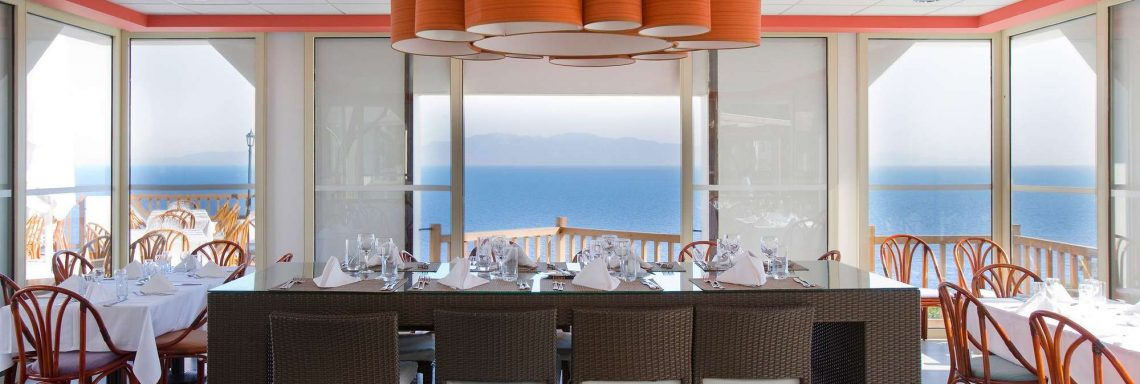 Club Med Turkey Bodrum - Luxurious restaurants with services