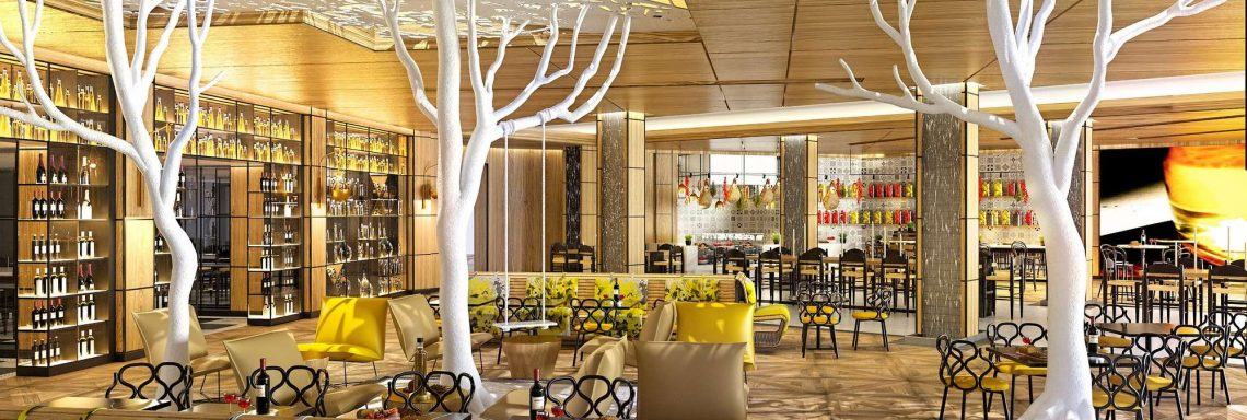 Club Med Magna Marbella - Lounge atmosphere and live music
