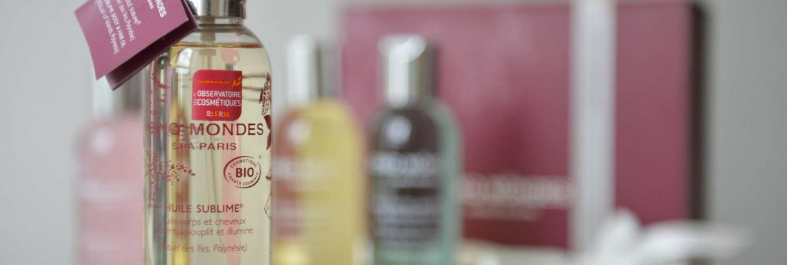 Club Med Magna Marbella - CINQ MONDES beauty products