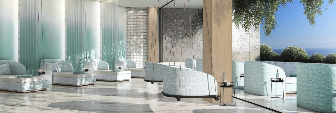 Club Med Magna Marbella - Many common relaxation areas