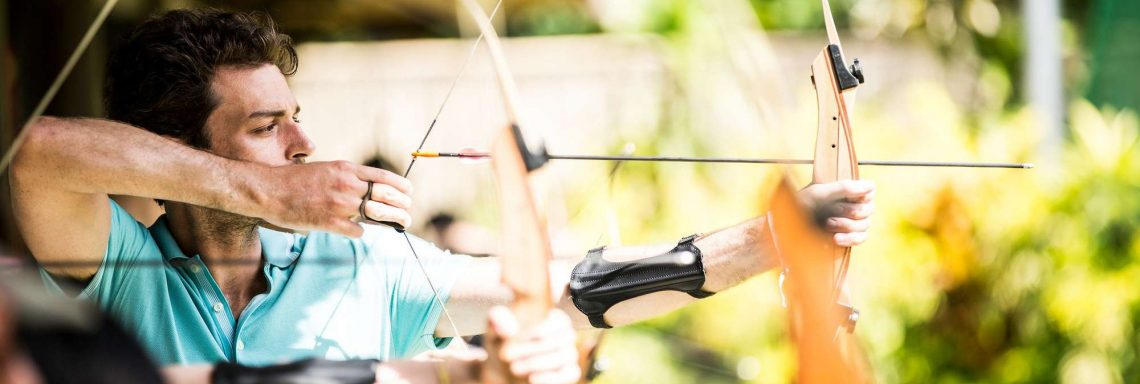 Club Med Magna Marbella - Discover the fascinating world of archery