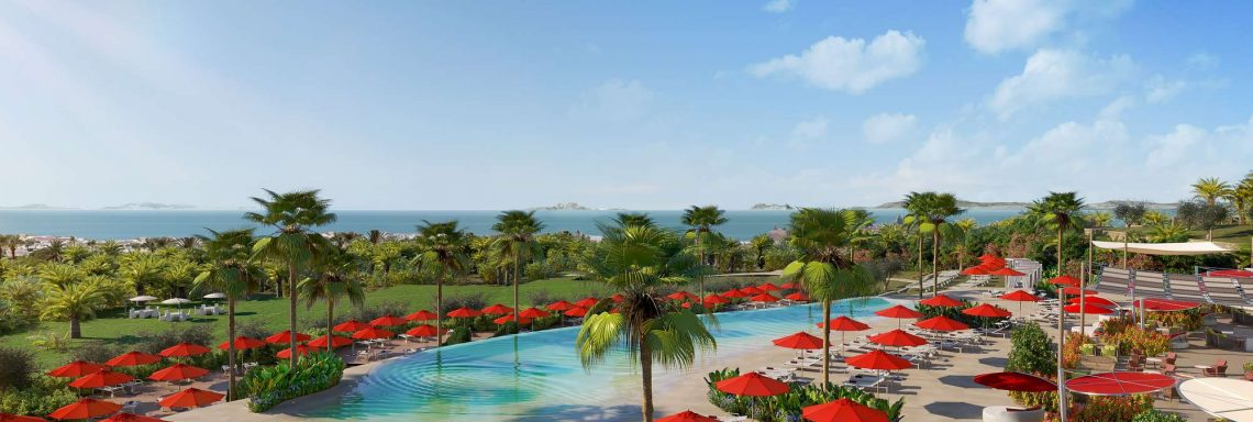 Club Med Magna Marbella - Sumptuous pools and enchanting decor