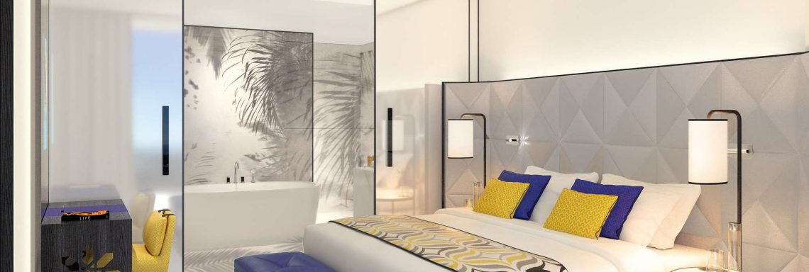 Club Med Magna Marbella - Luxurious suites that offer unequaled comfort