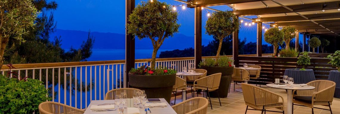 Club Med Gregolimano Greece - Evening restaurants