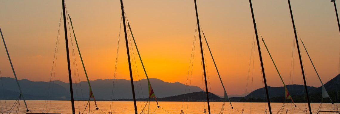 Club Med Gregolimano Greece - Sunset