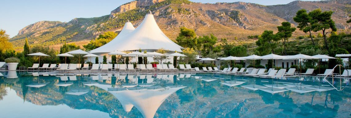 Club Med Gregolimano Greece - Village outdoor pool