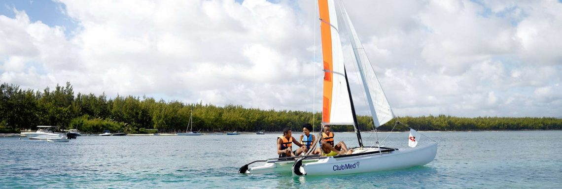 Club Med Pointe aux cannoniers, Mauritius - Sailboat and catamaran lessons