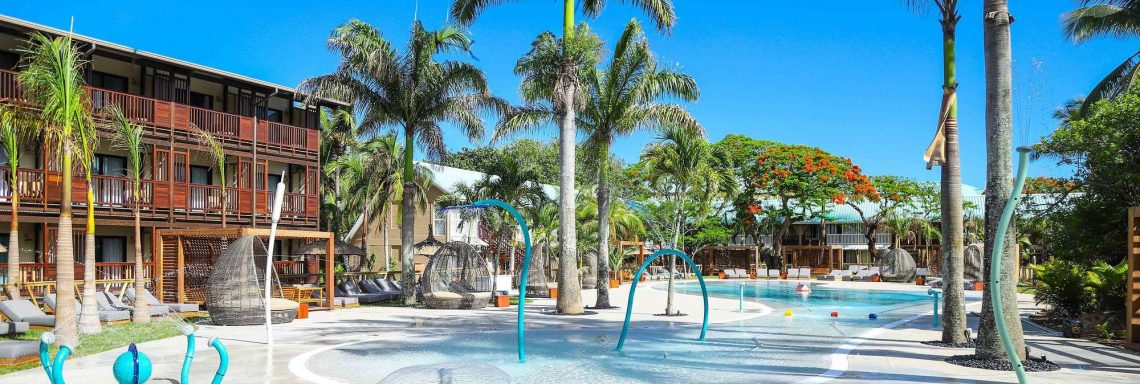 Club Med Pointe aux cannoniers, Mauritius - Discover the aquatic outdoor games