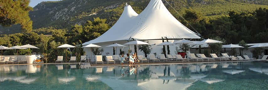 Club Med Gregolimano Greece - Outdoor areas