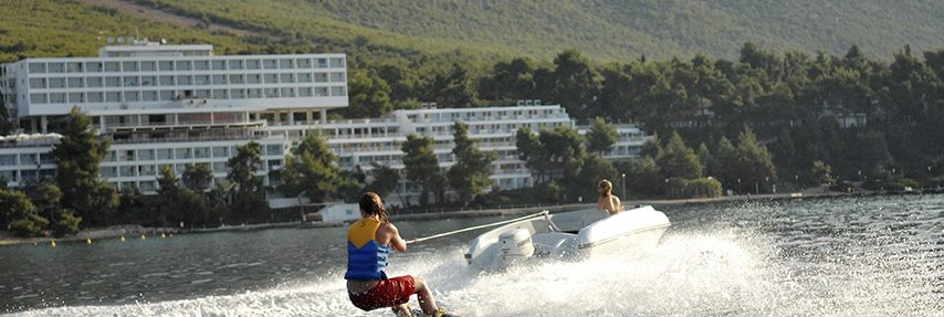 Club Med Gregolimano Greece - Various aquatic activities