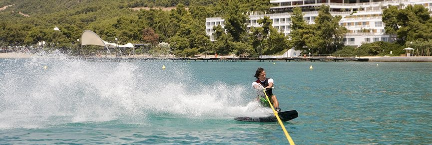 Club Med Gregolimano Greece - Water activities