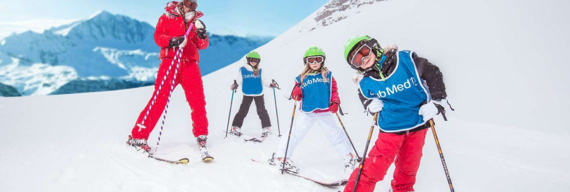 Club Med Saint-Morizt Roi Soleil, Switzerland - Alpine skiing lessons for all ages