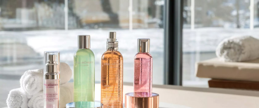 Club Med Arcs Panorama, in France - Picture of beauty products offered by the CINQ MONDES spa