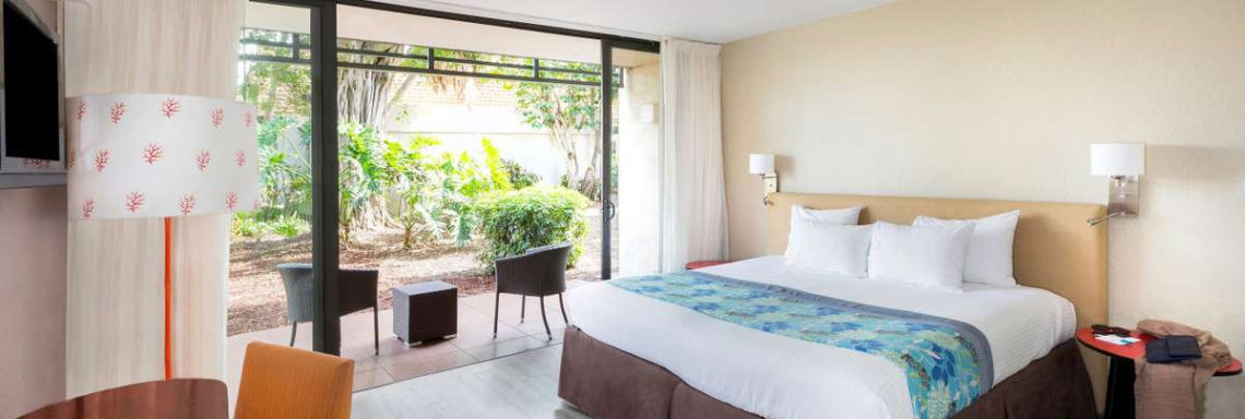Club Med Sandpiper Bay, Florida -  Global view of a Superior room with balcony.