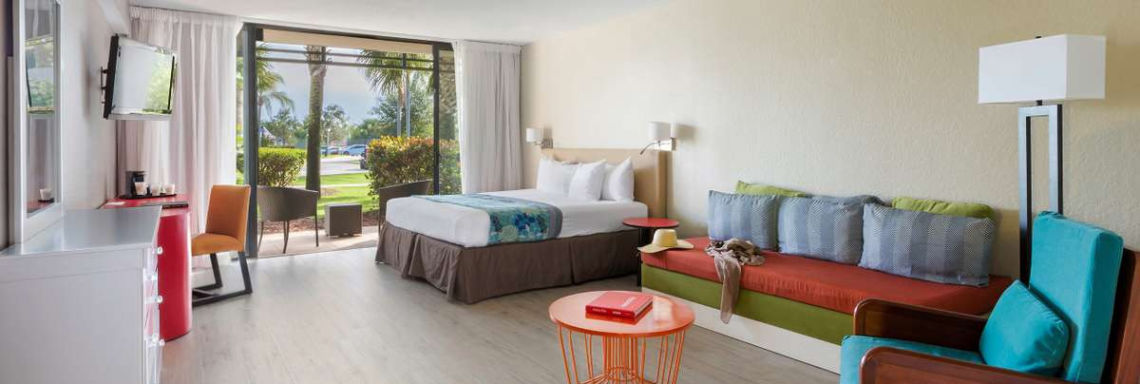 Club Med Sandpiper Bay, Florida - Picture of a room with living room, terrace and others