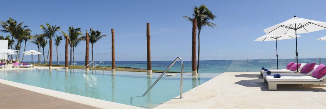 Club Med Cancun Yucatan, Mexico - Luxurious outdoor pool