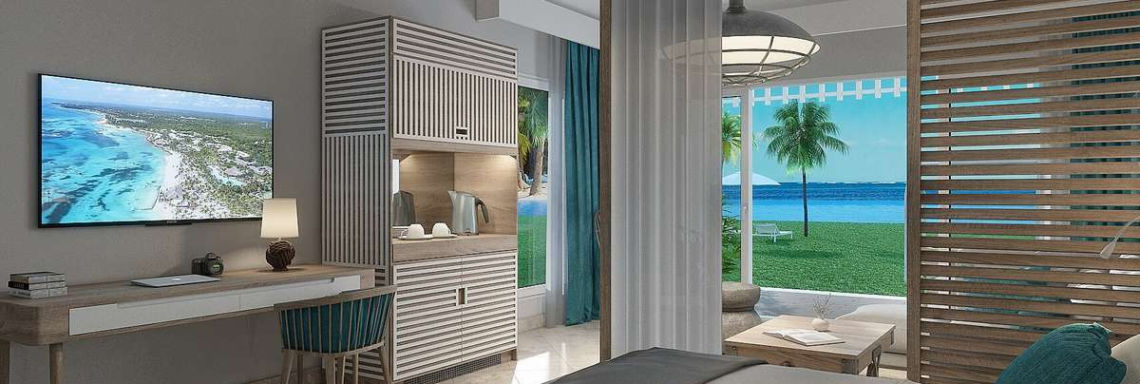 Club Med Punta Cana, Dominican Republic - Interior view of a suite available in the exclusive area