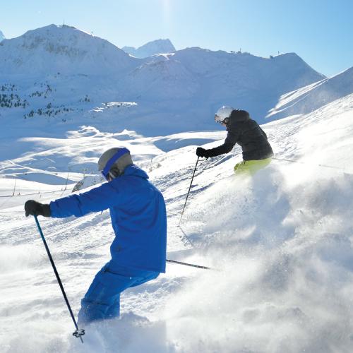 Club Med Ready, set, ski!